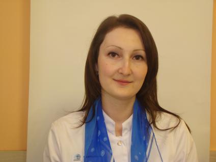 Гончаренко Ольга Владимировна