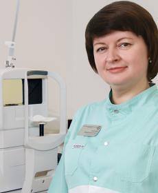 Воронина Ольга Николаевна