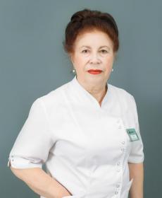 Олитто Людмила Борисовна