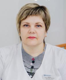 Искра Елена Викторовна