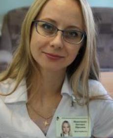 Иваненкова Евгения Юрьевна